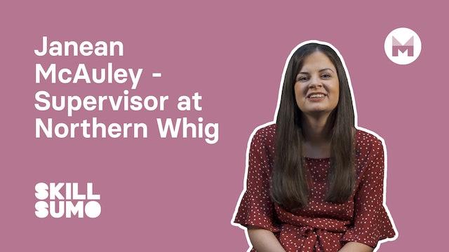 Janean McAuley - Supervisor | Northern Whig