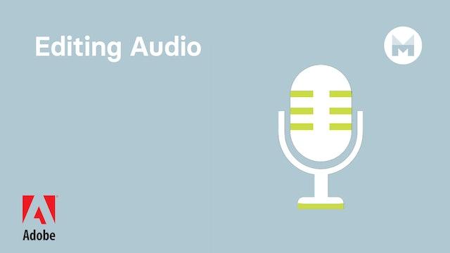 Editing Audio