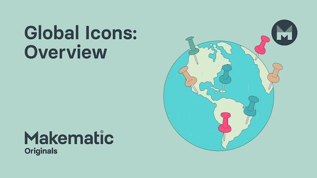 1. Global Icons: Overview
