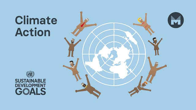 Global Goal 13: Climate Action (Ages ...