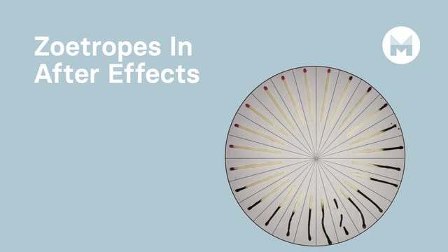 Zoetropes In After Effects