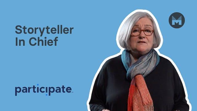 Leadership Principle - Storyteller In...
