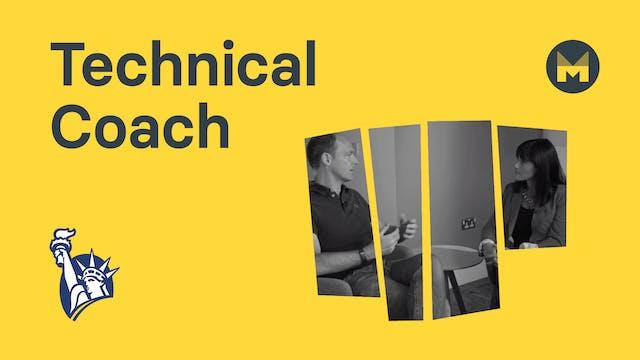 Technical Coach