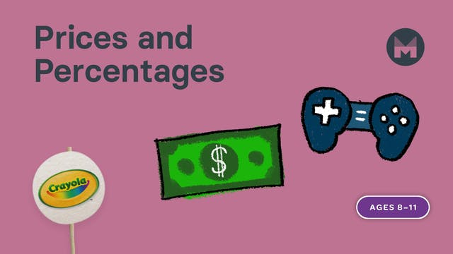 Prices & Percentages | Moved by Math
