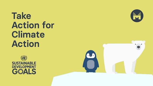 Take Action for Climate Action (Ages ...