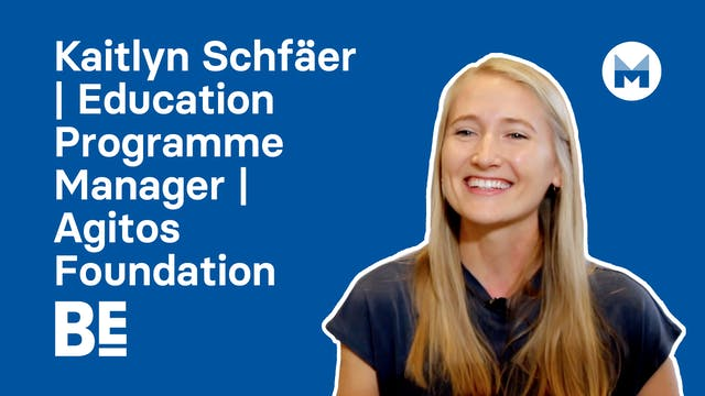 Kaitlyn Schäfer | Education Programm...