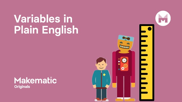 20. Variables In Plain English