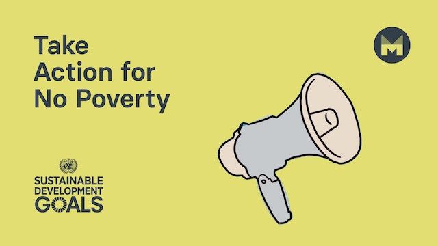 Take Action for No Poverty (Ages 11 - 17)