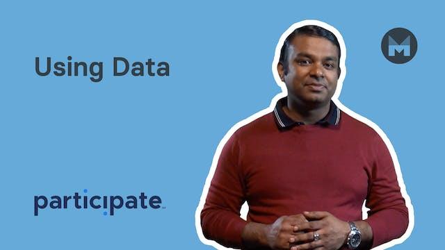 Using Data