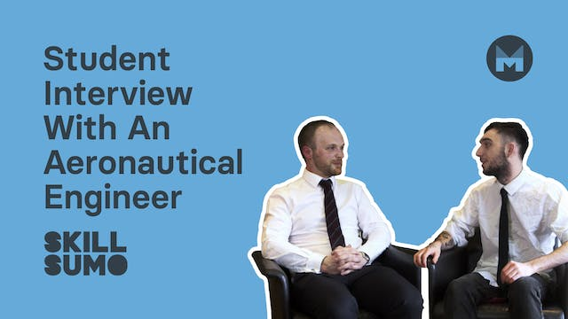 Student Interview with an Aeronautica...
