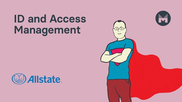 10. ID and Access Management