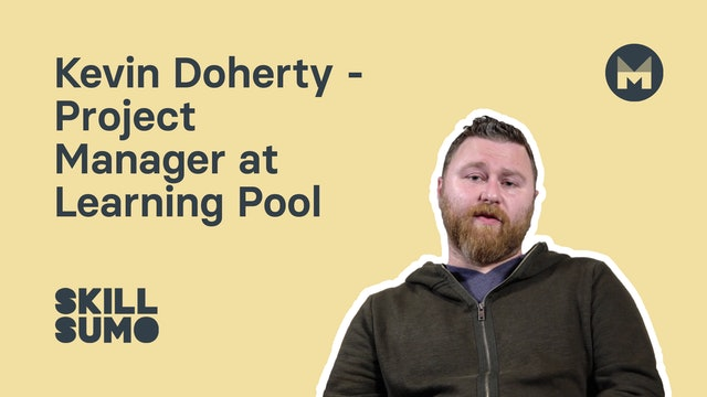 Kevin Doherty - Product Manager at Learning Pool