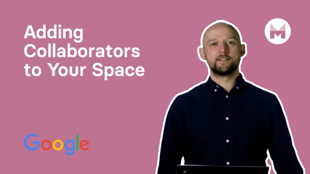 4. Adding Collaborators to Your Space