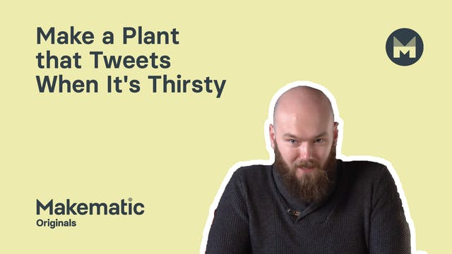 Make a Plant that Tweets When It's Th...