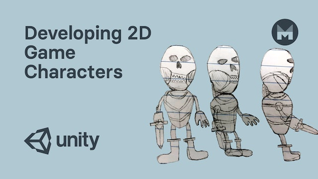 Developing 2D Game Characters