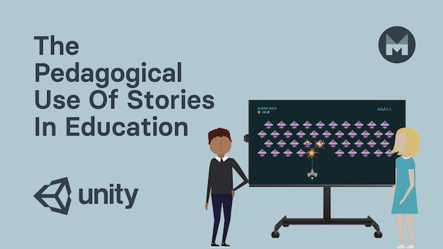 The Pedagogical use of Stories in Education