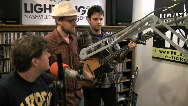 """The Non-Coms 03: Interview & """"Bury That"""" @ Lightning 100"""