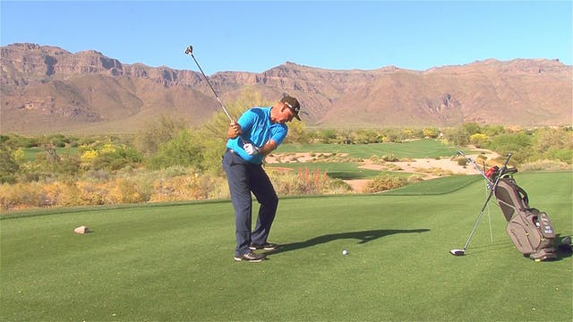 THE HOCKEY DRILL TO STOP SHANKS