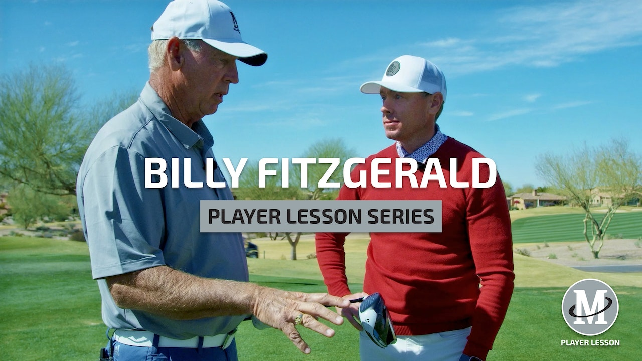 BILLY FITZGERALD PLAYER LESSON
