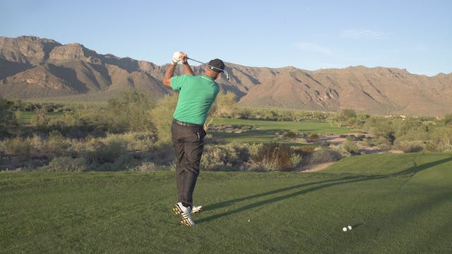 TEMPO IN THE GOLF SWING