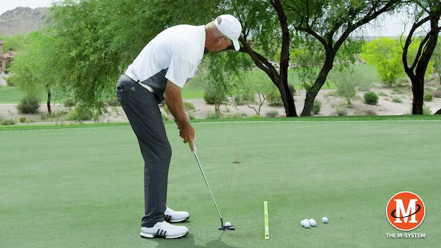PUTTING: DIRECTIONAL CONTROL