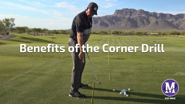 THE BENEFITS OF THE CORNER DRILL