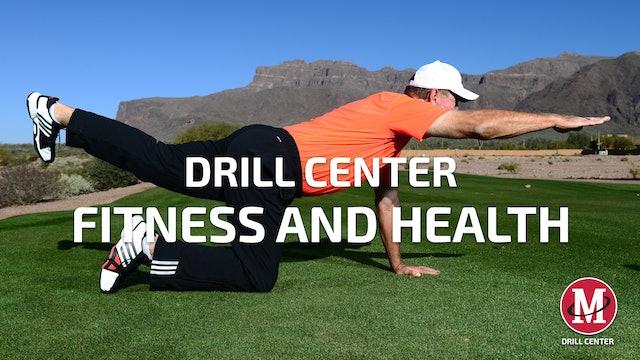 DRILL CENTER: FITNESS & HEALTH