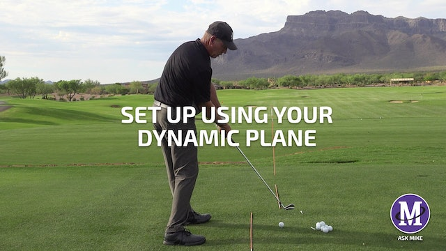 SET UP USING YOUR DYNAMIC PLANE