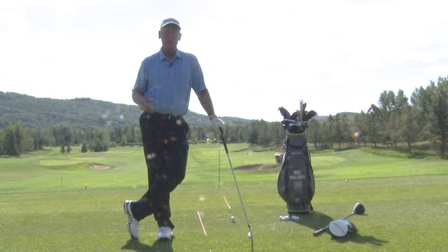 ADJUSTING YOUR SWING AS YOU AGE