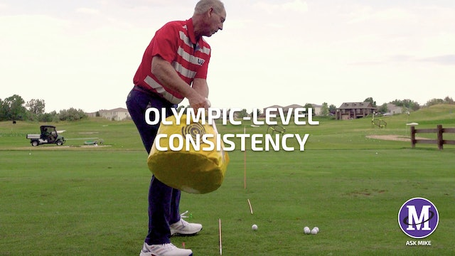 OLYMPIC LEVEL CONSISTENCY