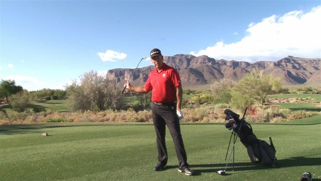 PIVOTING IN THE DOWNSWING