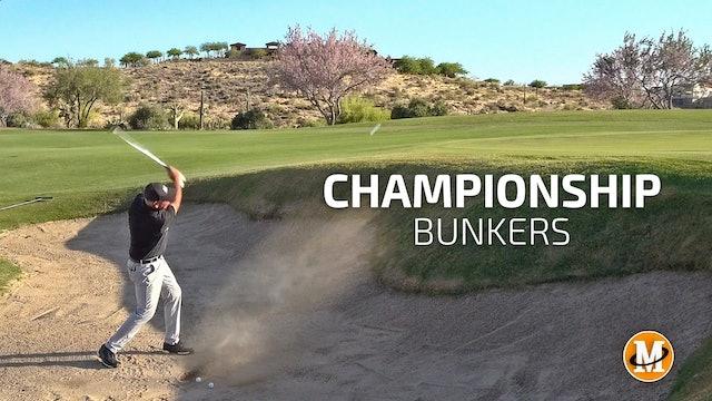 CHAMPIONSHIP TOURNAMENT - BUNKERS