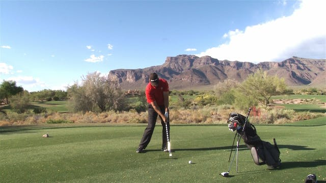 CHUNKING THE IRONS