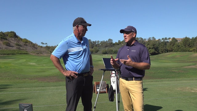 WEDGE FITTING WITH GREG CESARIO AT THE KINGDOM