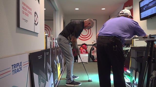 THE STATS BEHIND FITTING A PUTTER