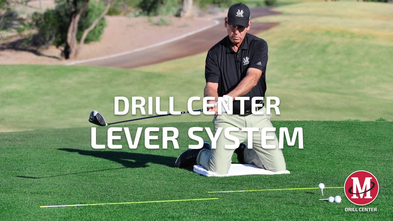DRILL CENTER: LEVER SYSTEM