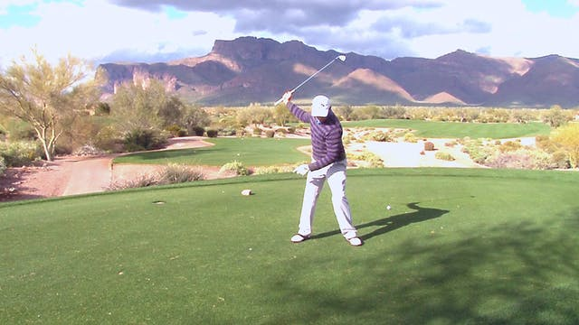ATHLETIC MOVEMENT IN THE GOLF SWING
