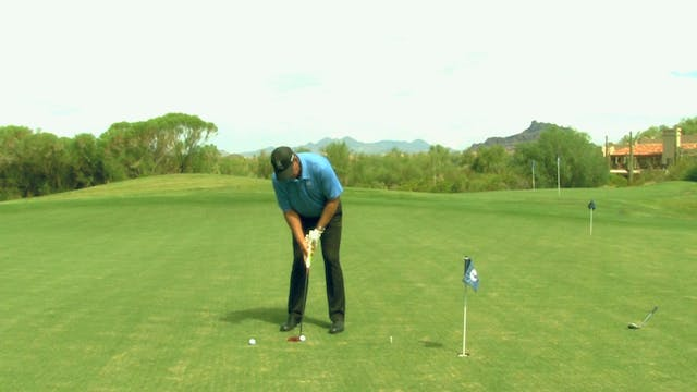 CURING YIPS IN CHIPPING AND PUTTING