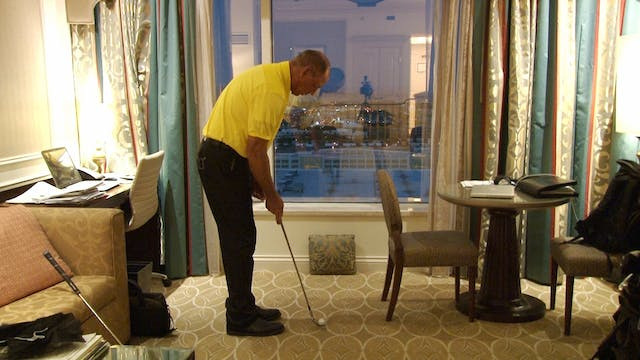 CHIPPING ON A CARPET