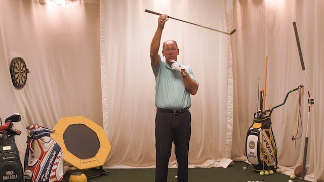 USING SHORT CLUBS