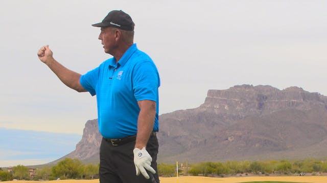 CONTROLLING YOUR BACKSWING