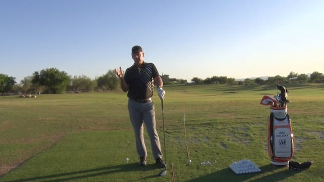 OPTIMAL ANGLE OF APPROACH WITH YOUR D...