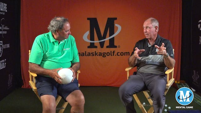 WORKING ON MY GAME WITH PHIL BLACKMAR