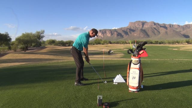 WHAT STARTS THE BACKSWING