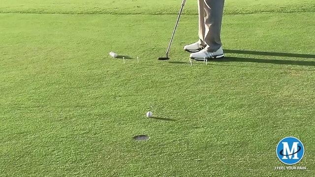PUTTING AND ROLLING THE LINE