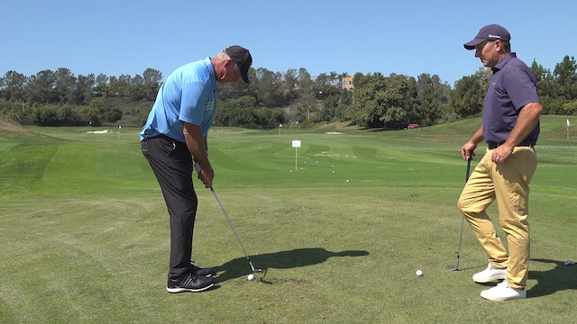 FITTING WEDGES TO TACKLE CRITICAL SHOTS