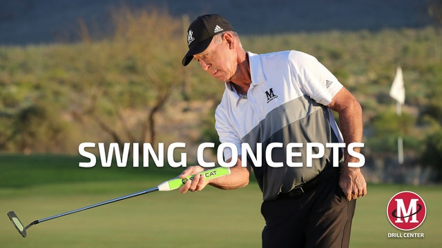 DRILL CENTER: SWING CONCEPTS
