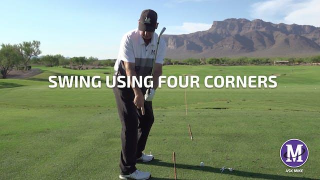 SWING USING FOUR CORNERS