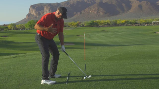 SETTING THE RIGHT SHOULDER