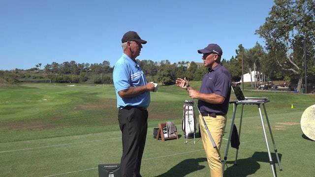 CLOSING THE GAP IN YOUR PLAY WITH YOUR WEDGES
